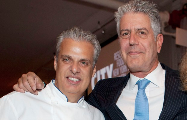 An Evening with Anthony Bourdain & Eric Ripert