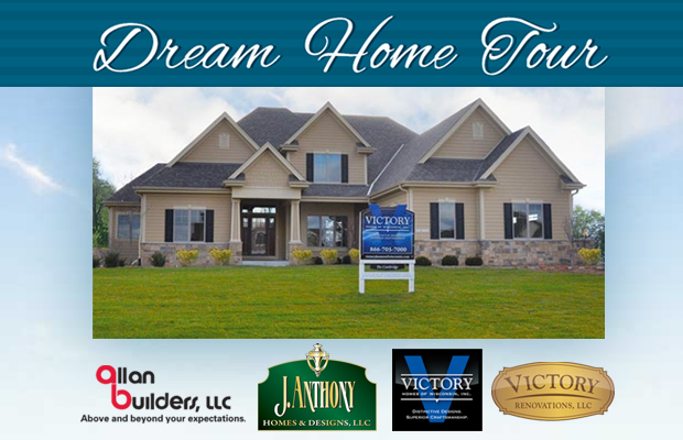 Astounding Victory Companies Dream Home Tour 96 5 Wklh Best Image Libraries Counlowcountryjoecom