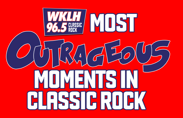 Most OUTRAGEOUS Moments in Classic Rock