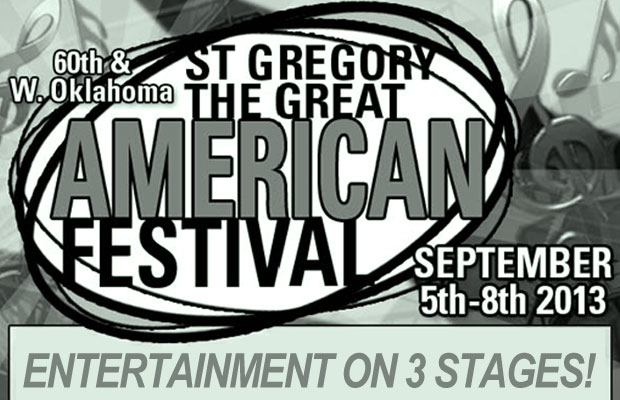 St Gregory the Great American Festival