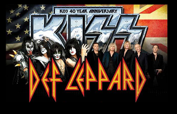 KISS and Def Leppard
