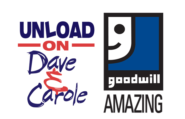UNLOAD On Dave & Carole at Goodwill