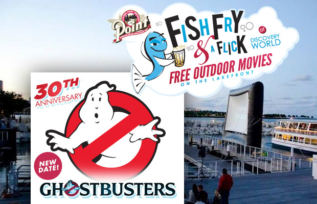 Point Fish Fry & a Flick – GHOSTBUSTERS