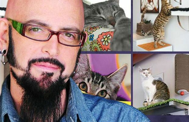 Jackson galaxy the cat daddy 96 5 wklh for Jackson galaxy music