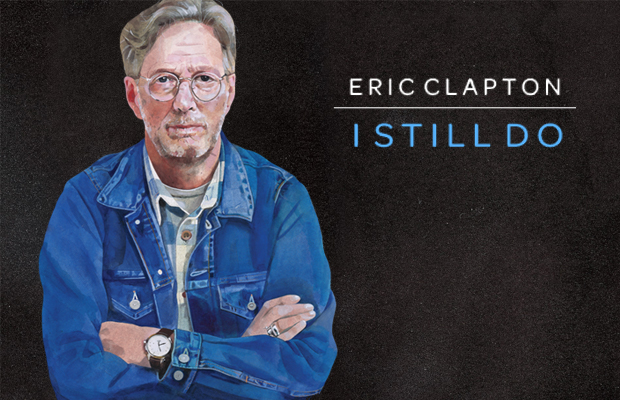 Enter to win Eric Clapton's new CD!