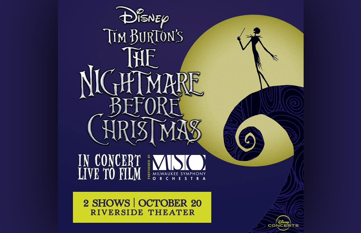 Nightmare Before Christmas w/ MSO - 96